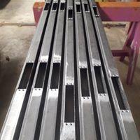 Découpe d'acier et usinage à la demande